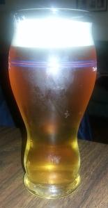 My Loin's Roar Pilsner...crystal clear!